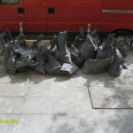 Стоварване боклуци
