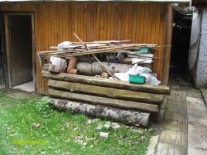 Стара дървения