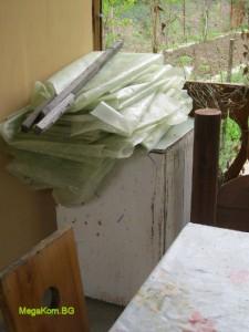 Хладилник мраз извозване