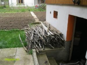 Извозване на дървения