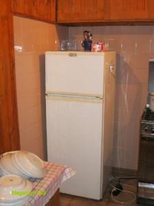 Хладилник комбиниран извозване