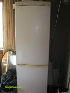 Голям хладилник извозване