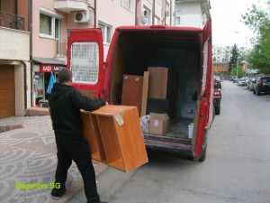Мебели товарене