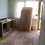 Мебели в стая за извозване
