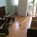 Демонтаж мебели