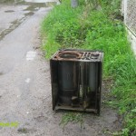Нафтова печка рециклиране