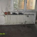 Стар чугунен радиатор