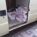 Натоварени каталози и списания