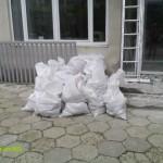 Извозване строителни отпадъци