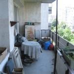 Балкон извозване вещи