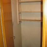 Почистен килер