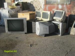 Монитори рециклиране