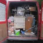 Изхвърляне на мазе - отпадъци