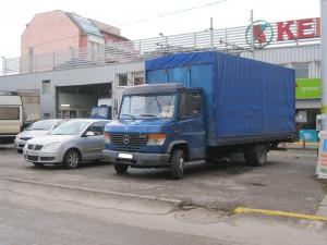 Транспорт 7 тона камион