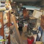 Почистване на мазе Лозенец