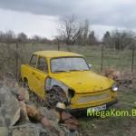 трабант стара кола